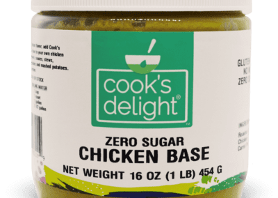 Chicken Soup Base – Zero Sugar